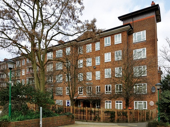 3 bedroom flat in Hackney for rent, E9 7EB